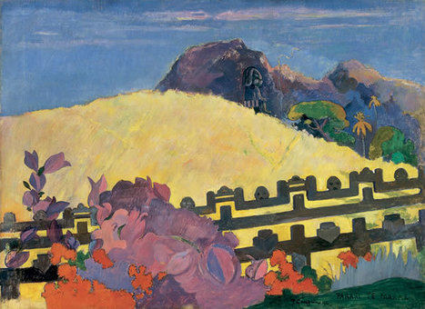 Seattle Art Museum Announce Gauguin and Polynesia. An Elusive ... | Museums Around the World | Scoop.it