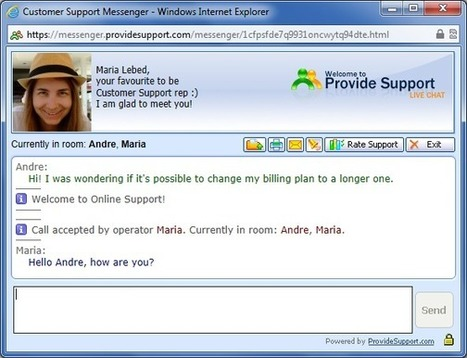 Use Live Chat To the Maximum – Techniques For Improving Your Customer Service   Live Chat Blog   Live Chat for Business   Scoop.it