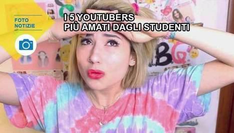 I 5 youtubers più amati dagli studenti   Digital kids   Scoop.it