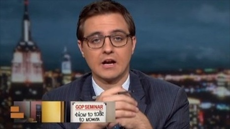 Chris Hayes: Nelson Mandela's death reveals that some are still on wrong side of history | Daily Crew | Scoop.it
