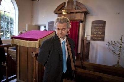 AIVD keek naar Israëlische contacten Wilders | Parlement, Politiek en Europa | Scoop.it