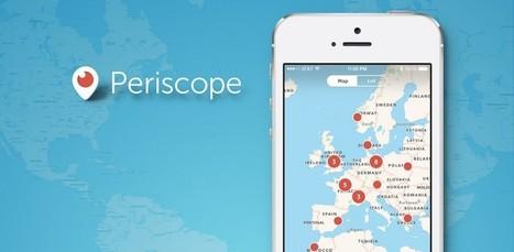 Périscope : quel contenu pour votre entreprise ? | CommunityManagementActus | Scoop.it