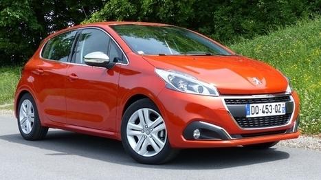 Peugeot rapatrie une partie de la production des 208 en France : cocorico! | Actualité PSA | Scoop.it