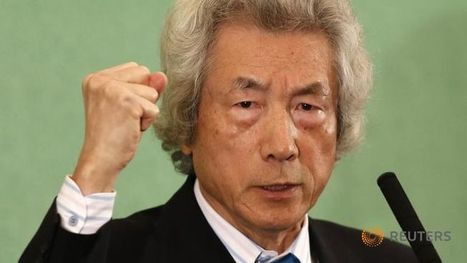 Abe's Fukushima 'under control' pledge to secure Olympics was a lie - former PM   ChannelNewsAsia.com   Backstabber Watch   Scoop.it