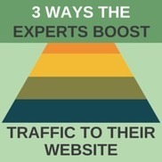 The Ultimate Way to Increase Traffic to a Website | Mallee Blue Media | Scoop.it
