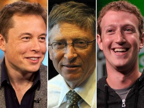 #RRHH Los trucos de productividad poco ortodoxos de Elon Musk, Bill Gates, y Mark Zuckerberg | #HR #RRHH Making love and making personal #branding #leadership | Scoop.it