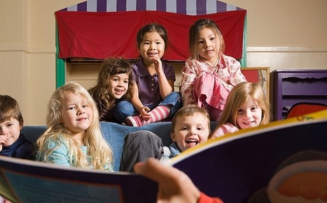 National storytelling week: the art of telling a tale - Telegraph | ELL Daily | Scoop.it