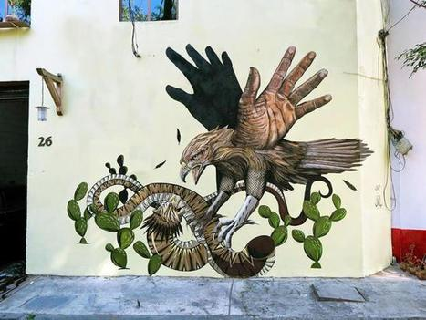 In These Streets: The Best Street Art From February 2015 - Street I Am | Street Art Planet | Scoop.it