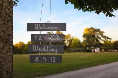 7 idées en vogue pour votre mariage   Future mariée   Scoop.it