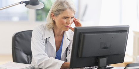 Electronic Health Records May Make Doctors Bad At Patient Eye Contact | Health IT | Scoop.it