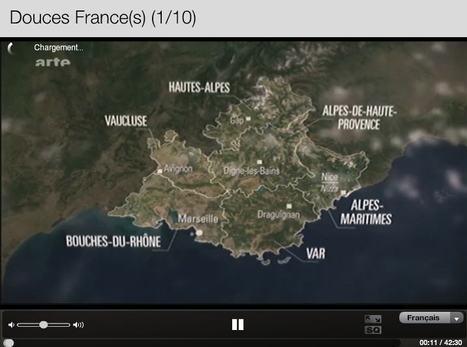 Les plus belles régions de France en 10 épisodes Video | Echanges Langues Education | Scoop.it