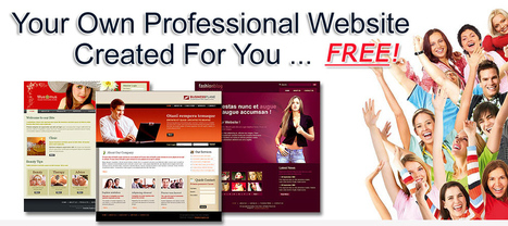 business websites free | www.quickwebcreator.com | Scoop.it