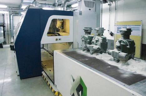 Bosch Rexroth setzt auf 3D Drucker - 3D Drucker Blog   3D Druck   Scoop.it