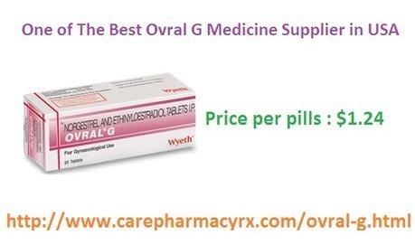 Ovral G protects women from irregular hormonal activities | Heathcare | Scoop.it
