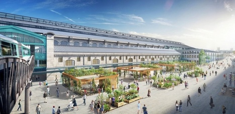 Voici à quoi ressembleront bientôt les gares parisiennes | Immobilier | Scoop.it