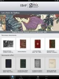 L'application Gallica/BnF (tablettes et smartphones) : nouvelle version | Teaching image & photography | Scoop.it