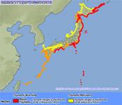 Suivez l'évolution des séismes, tsunami et explosions nucléaires ... - Le Podcast Journal multimédia multilingue | Japan Tsunami | Scoop.it