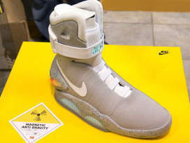 Nike announces 1980s 'Back to the Future' power-lacing shoes to be a reality ... - KSHB | WAPJ News | Scoop.it
