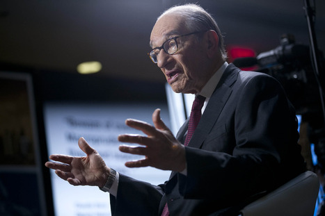 Greenspan Sees U.S. Interest Rates Rising Soon, Perhaps Rapidly | EconMatters | Scoop.it
