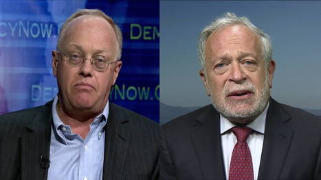 Who Should Bernie Voters Support Now? Robert Reich vs. Chris Hedges on Tackling the Neoliberal Order | Global politics | Scoop.it