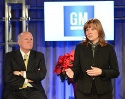 GM's Appointment of Mary Barra to CEO | Visionality | Scoop.it
