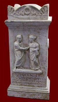 Se serrer la main : de nombreuses représentations antiques | Cultura Clásica | Scoop.it