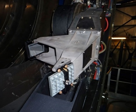 ESO uses 3D printing to create new satellite components   3D_Materials journal   Scoop.it