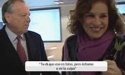 Álvarez del Manzano, a Botella sobre las clases de golf: Tú di que es falso y échame a mí la culpa