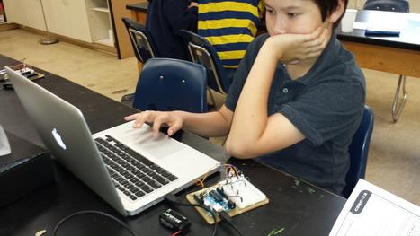 Teaching Physical Computing with Arduino | Arduino, Netduino, Rasperry Pi! | Scoop.it