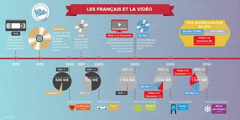 Infographie : les français et la vidéo   TIC et TICE mais... en français   Scoop.it