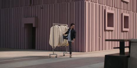 """Man on the Move"": Hermès filme la métamorphose | this week | Scoop.it"