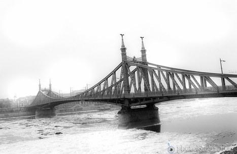 Pont Budapest en Hongrie : le pont Elisabeth | photopoesie | Scoop.it