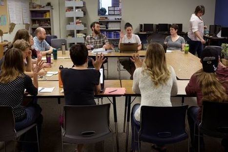 Why Would a Principal Want to Work in a Teacher-Powered School? | Continuous Professional Development for Teachers | Scoop.it