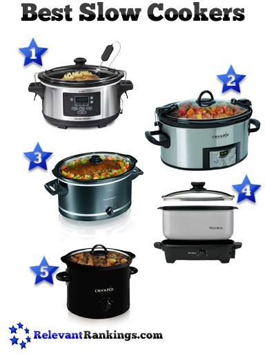 5 Best Slow Cookers | Food and Kitchen | Scoop.it