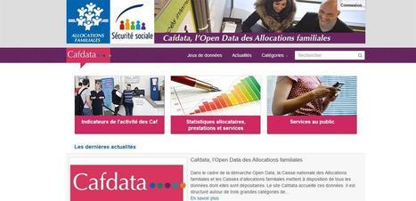Les Allocations familiales ouvrent leur portail d'Open Data, nouvelles données à l'appui | D&IM (Document & Information Manager) - CDO (Chief Digital Officer) - Gouvernance numérique | Scoop.it