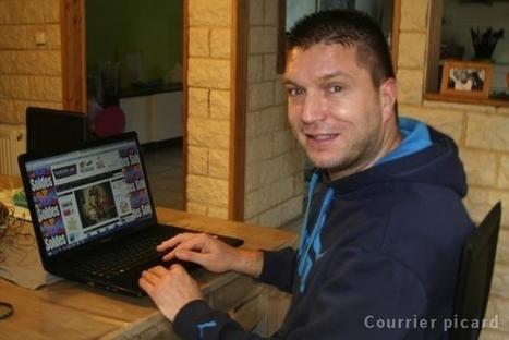 Il lance son site d'e-commerce - Courrier Picard   E-commerce   Scoop.it