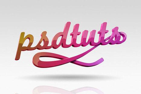 Top 10 Best Logo Designing Tutorials | DJDESIGNERLAB | Illustrator ressources | Scoop.it