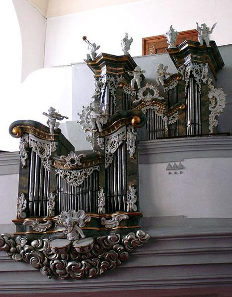 1675 Georg Tauchman Organ   Virtual Pipes   Scoop.it