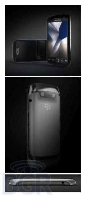 Blackberry Storm 3 Image Render and Specifications Leaked | Buzz-Marketing | Scoop.it