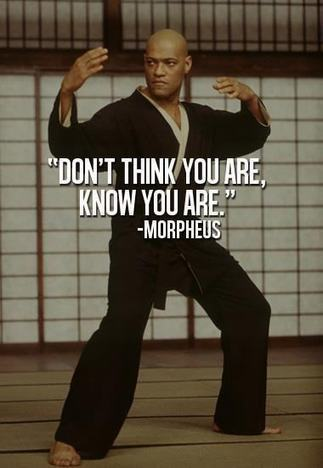 don't think you are - Inspirational Quotes | allwaysbehappy | Scoop.it