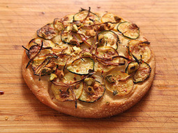Easy Pan Pizza With Potato, Onion, and Rosemary (Vegan) | Serious Eats: Recipes - Mobile Beta!"