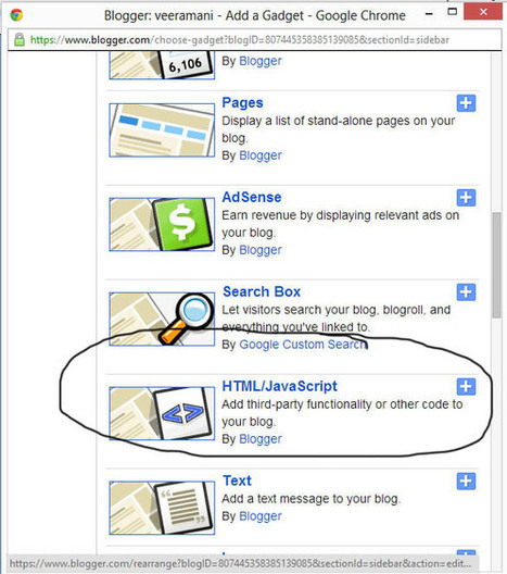 Add Social Share Buttons Under Post for Custom Template in Blogspot | howexplain | Scoop.it