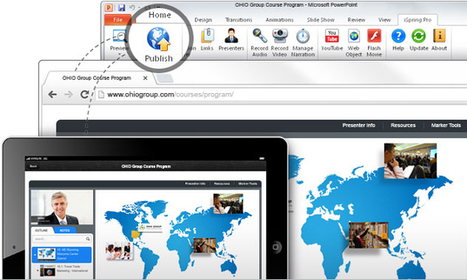 iSpring Pro 7 para crear cursos Power Point en cursos HTML5   Programación_and   Scoop.it