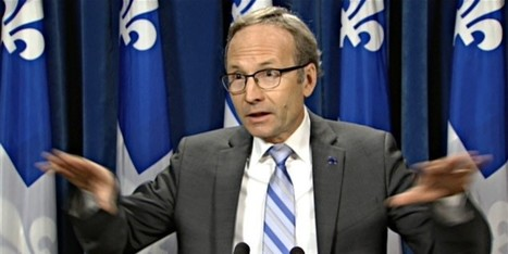 Québec offre le gel de salaire sur deux ans à ses employés - Le Huffington Post Quebec | Politique #Qc2015 | Scoop.it