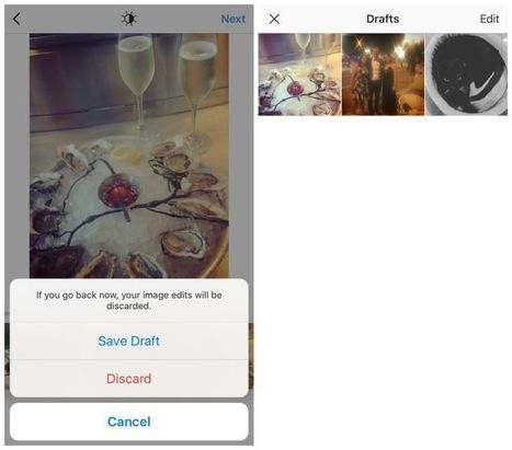 Instagram Is Finally Adding an Extremely Useful Feature | Mashable | SocialMoMojo Web | Scoop.it