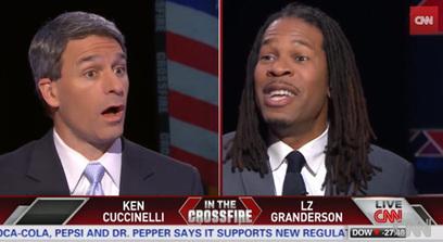 LZ Granderson Rips Christian 'Homophobe' Ken Cuccinelli on 'Crossfire': VIDEO   Daily Crew   Scoop.it
