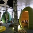 Les 15 bureaux les plus cool du monde! | MATERIEL DE BUREAU | Scoop.it