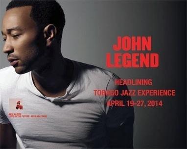 Tobago Jazz Experience 2014 Features John Legend | All that Jazz! | Scoop.it