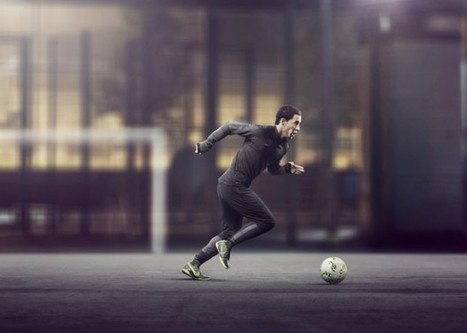 Nike lance une paire de chaussures spéciale pour le foot a 5 - PKFoot   Tout sur le Gazon Synthetique   Scoop.it