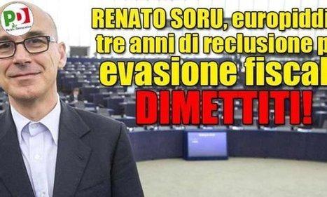 Fisco, Soru si dimette dopo la condanna a tre anni per evasione fiscale | Economia - Ruggero Respigo | Scoop.it